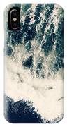 The Ocean Roars IPhone Case