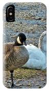 The Odd Couple IPhone Case