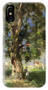The Old Ash Tree IPhone Case