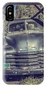 The Old Chevy Vermont IPhone Case