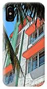 The Old Deco IPhone Case