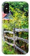 The Old Fence IPhone Case
