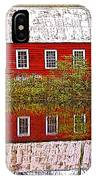 The Old Mill House IPhone Case