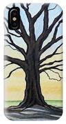 The Stained Old Oak Tree IPhone Case