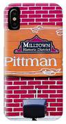 The Old Pittman Store Sign IPhone Case