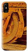 The Old Railway Wagon IPhone Case