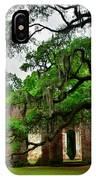 The Old Sheldon Church Ruins IPhone Case