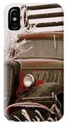 The Old Truck IPhone Case