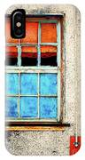 The Old Window IPhone Case