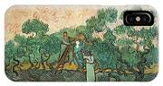 The Olive Pickers IPhone Case