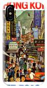 The Orient Is Hong Kong - B O A C  C. 1965 IPhone Case
