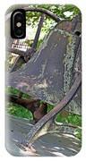The Original Bell Of Oak Hill Cemetery IPhone Case