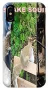 The Original Official Milkshake Squirrel IPhone Case