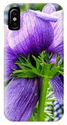 The Other Side Of Anemone   IPhone Case