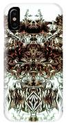 The Overlord IPhone Case