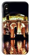 The Palace At Night IPhone Case
