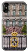 The Palace Courtyard IPhone Case