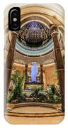 The Palazzo Inside Main Entrance IPhone Case