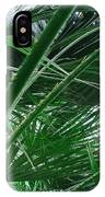 The Palm House Kew England IPhone Case