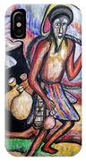 The Palm-wine Tapper #3 IPhone Case