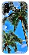 The Palms IPhone Case