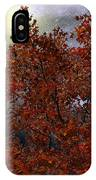 The Passion Of Autumn IPhone Case