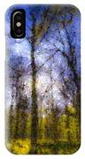 The Pastel Forest IPhone Case