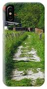 The Path Home IPhone Case