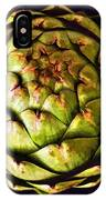 The Patterns Of The Artichoke IPhone Case