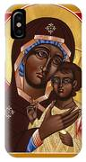 The Petrovskya Icon Of The Mother Of God 128 IPhone Case