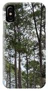 The Pines Of Tallahassee IPhone Case