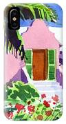 The Pink Palace IPhone Case