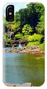 The Pools Of Ohe'o IPhone Case