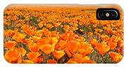 The Poppy Fields - Antelope Valley IPhone Case