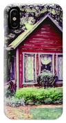The Potting Shed IPhone Case