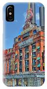 The Power Plant In The Baltimore Inner Harbor IPhone Case