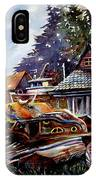 The Preserve Of Captain Flood IPhone Case