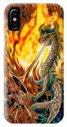 The Prince Battles The Dragon IPhone Case