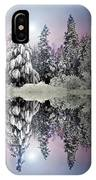 The Promises That Winter Brings IPhone Case