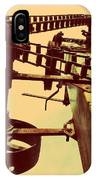 The Pulley Wagon IPhone Case