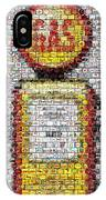 The Pump Mosaic IPhone Case