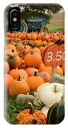 The Pumpkin Farm One IPhone Case