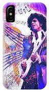 The Purple One IPhone Case