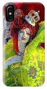 The Queen Of Fashion IPhone Case