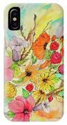 The Queens Garden IPhone Case