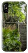 The Queen's Staircase #1 IPhone Case