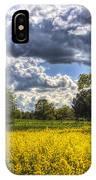 The Quiet Farm IPhone Case