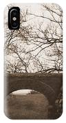The Ramparts Of Fort Anne IPhone Case