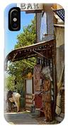 The Real Cowboy Bar IPhone Case
