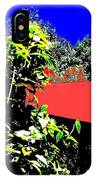 The Red Roof IPhone Case